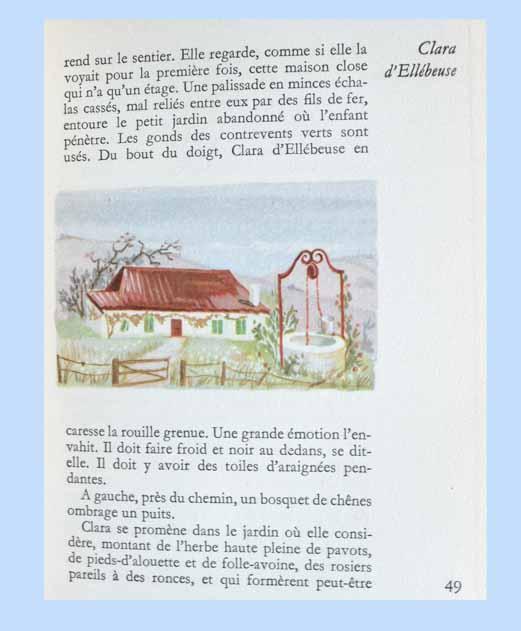 Clara d'Ellébeuse