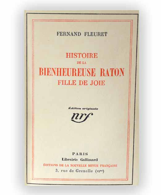 Histoire bienheureuse Raton