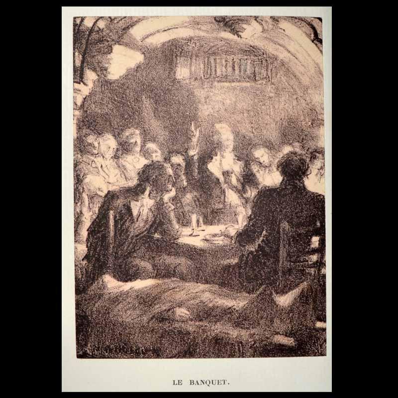 Dernier banquet girondins