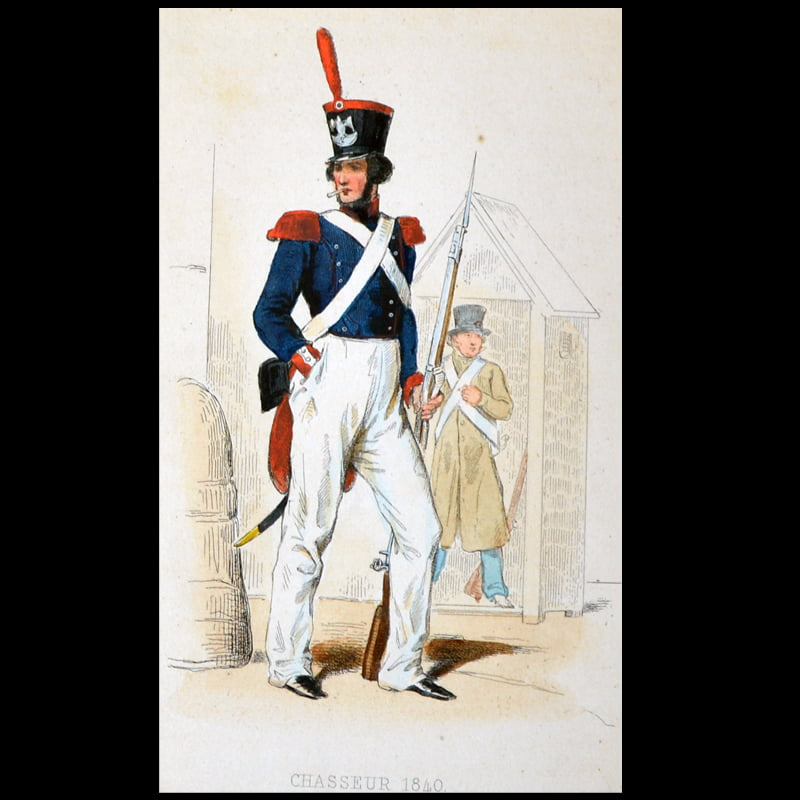 Histoire garde nationale