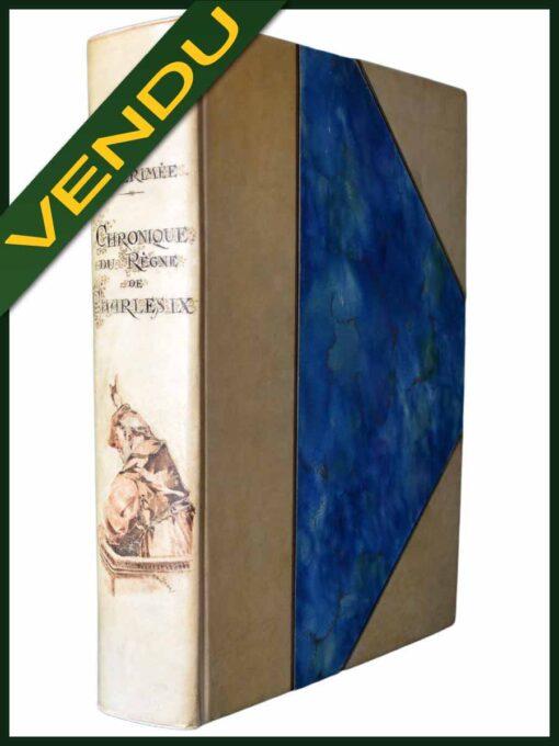Chronique règne Charles IX