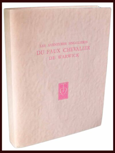 Aventures chevalier Warwick