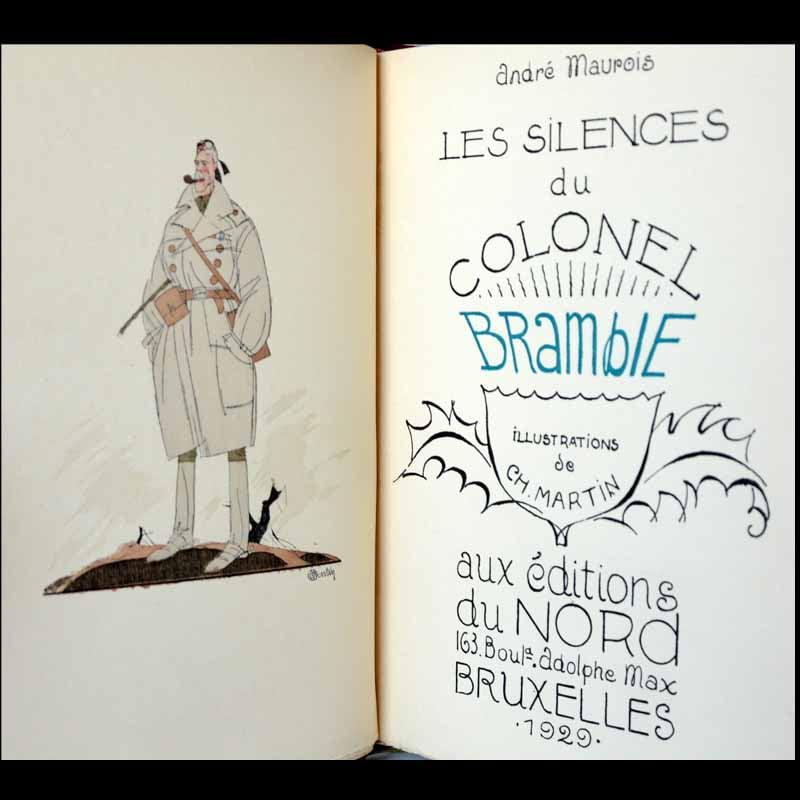 Silences du colonel Bramble