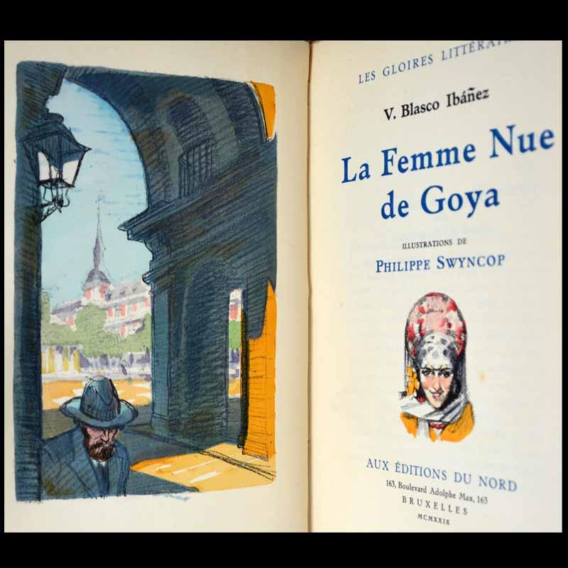 La femme nue de Goya
