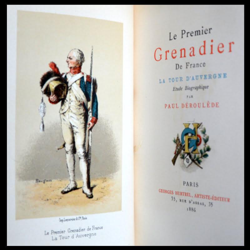 Premier grenadier de France