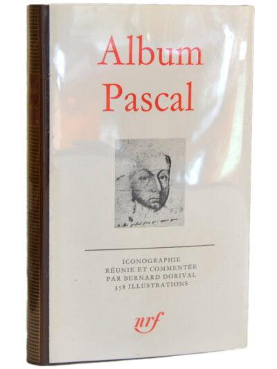 Album pleiade Pascal