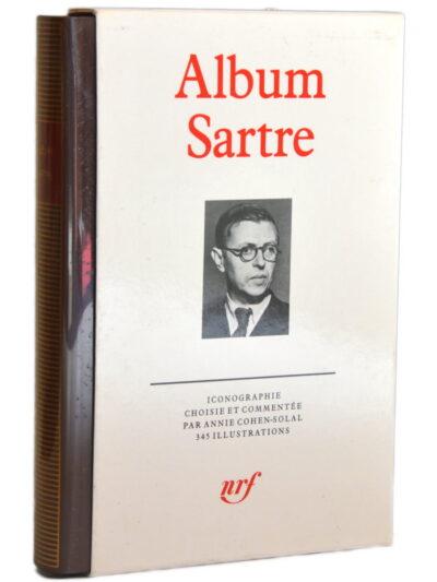 album Sartre
