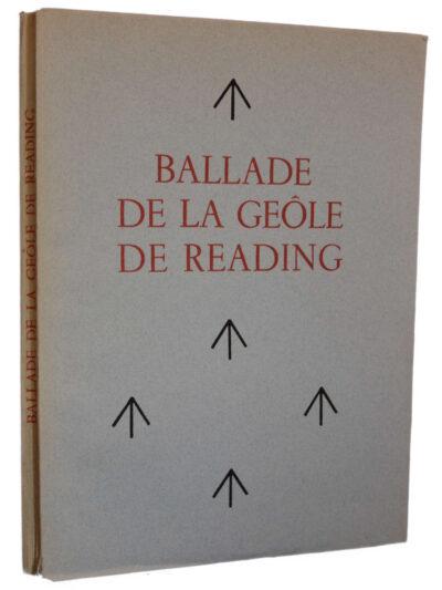 Ballade de la geôle de Reading